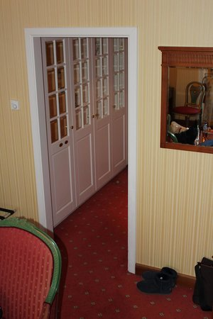 Radisson Blu Palais Hotel, Vienna: Kastruimte