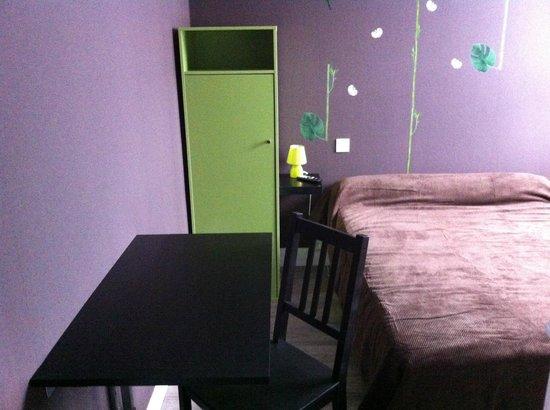 Chez Fanny : chambre confort vue2
