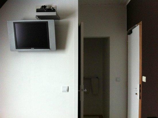 Chez Fanny : chambre confort vue1