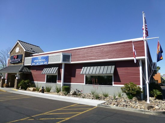 Red Lobster: 2013-04