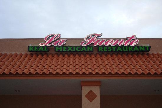 La Fuente Real Mexican Restaurant