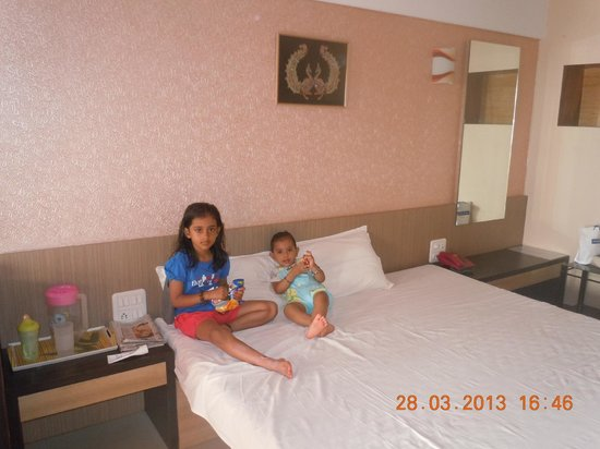 Abhishek Beach Resort and Spa: room non ac delux