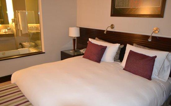 Eurobuilding Hotel Boutique Buenos Aires: cama