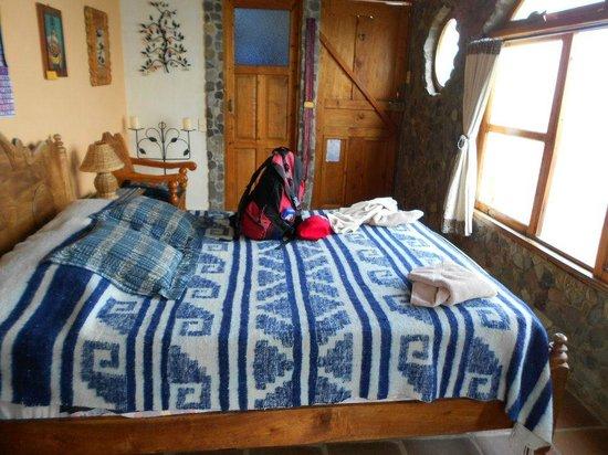 La Casa del Mundo Hotel: Home sweet home - room #3