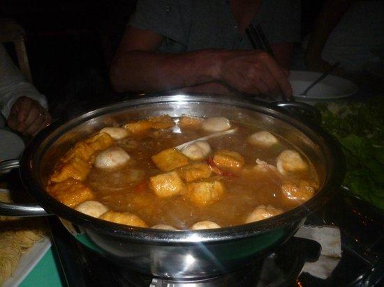 Freedomland Phu Quoc Resort: hot pot