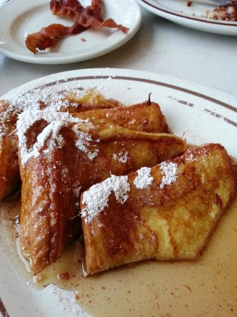 Dino's House of Pancakes: French Toast