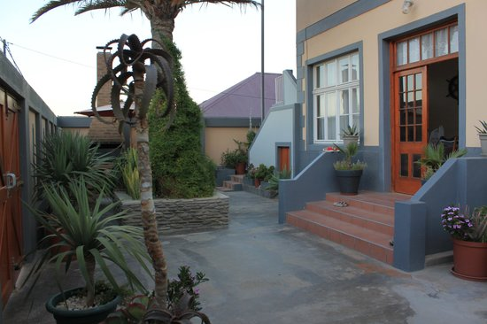 Zum Anker Apartments: Arrival at Zum Anker