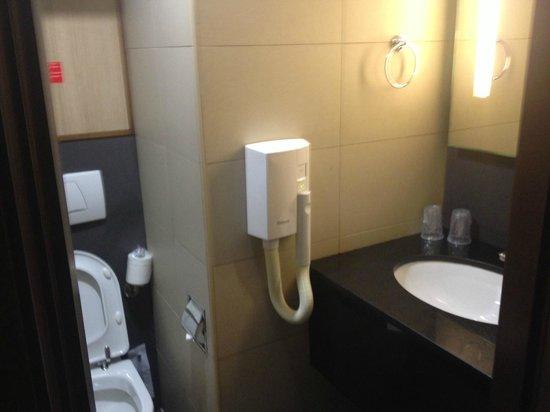 Ibis Al Barsha: Bathroom