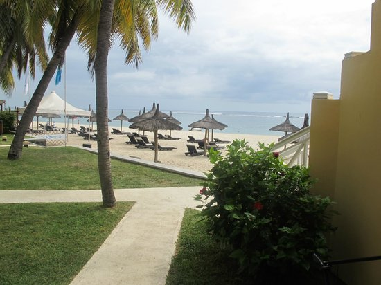 Villas Caroline: spiaggia