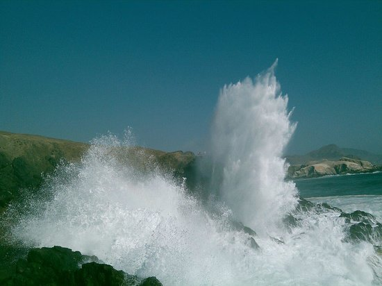 San Bartolo Beach
