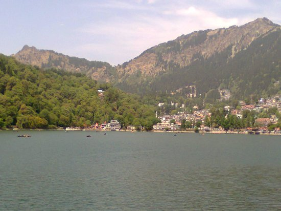 Hotel Pratap Regency : front view from my room