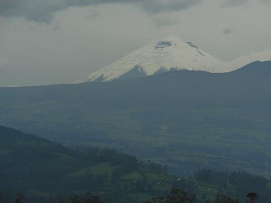Tren Ecuador: Beautiful Cotopaxi!