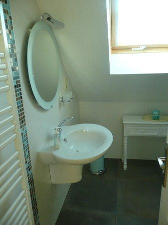 Epernay-sous-Gevrey, Francja: Salle de bain