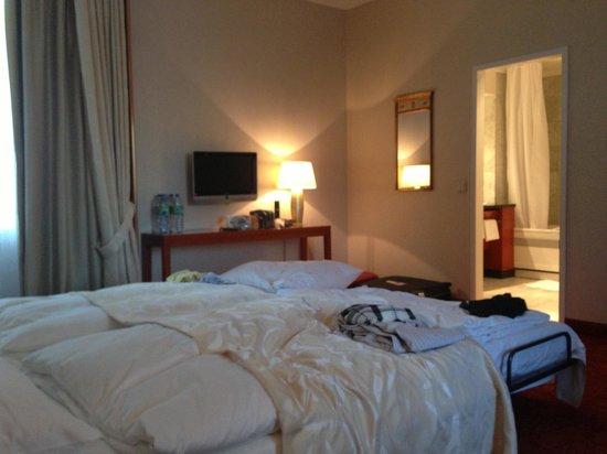 Kastens Hotel Luisenhof: Bedroom