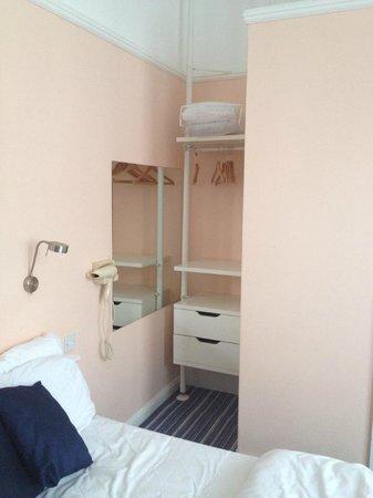 Manor Hotel : Doccia