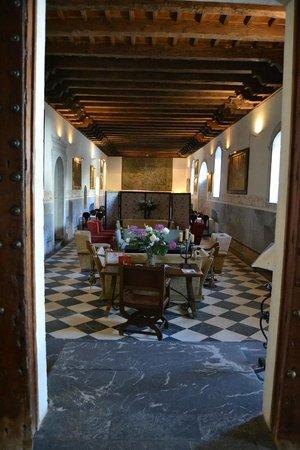 Monasterio de San Francisco: Cafeteria-Restaurante