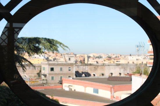 Hotel Antico Acquedotto: vista della cità