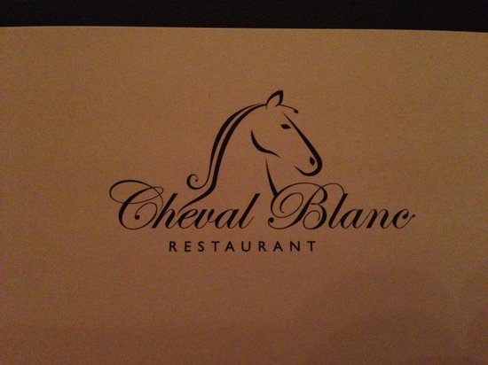 Cheval Blanc: Приходите и не пожалеете ...
