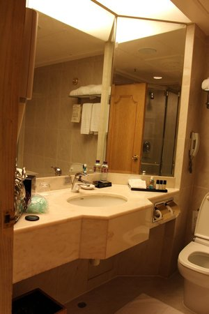 Regal Hongkong Hotel: bathroom