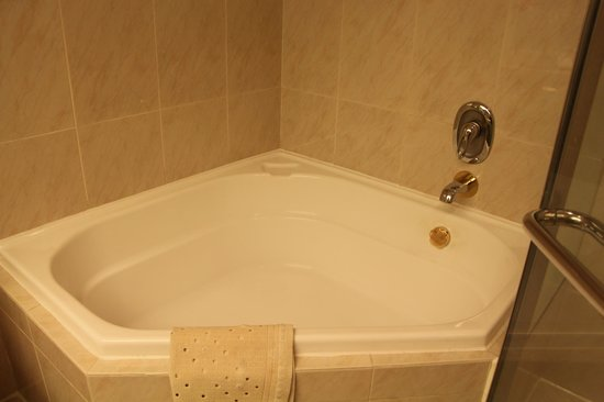 Regal Hongkong Hotel: Bathtub