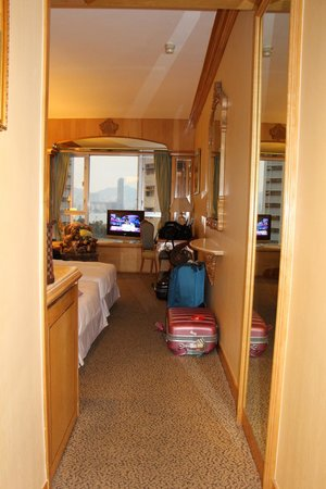 Regal Hongkong Hotel: room