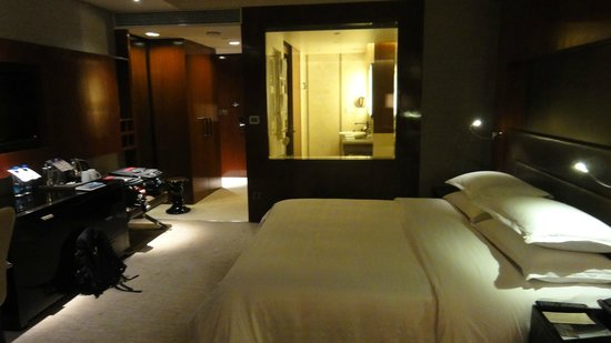 Radisson Blu Plaza Delhi Airport: bathrooms are wonderful