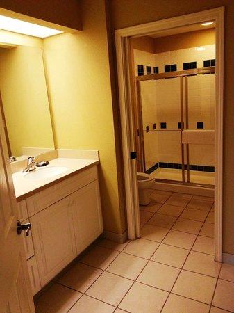 Sheraton Broadway Plantation Resort Villas: shower