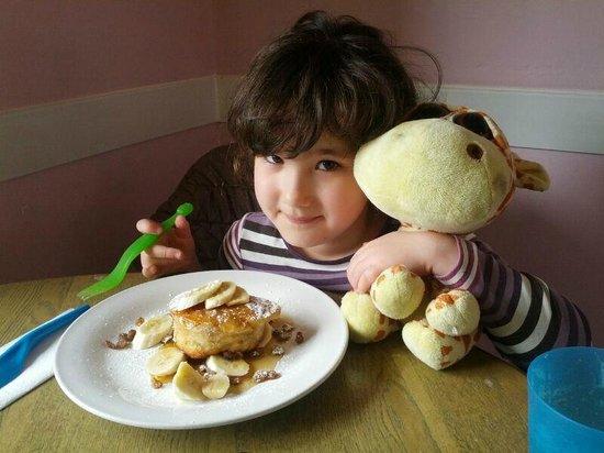 Timoney's: Pancakes
