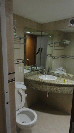 Hotel San Diego: baño