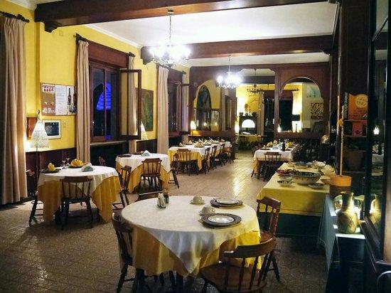 "Calypso Art Hotel Paestum: sala ristorante "" Che Fresco"""