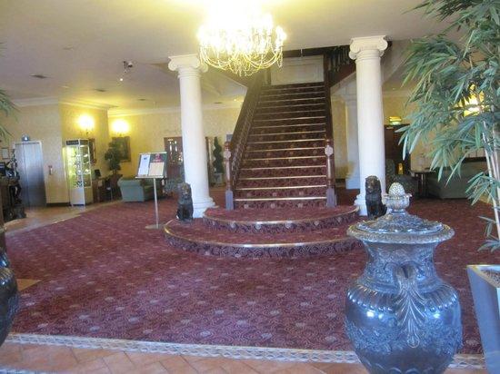 Sheldon Park Hotel: le hall d'entrée