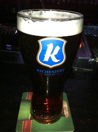 Lieutenant's Pump : An excellent pint!