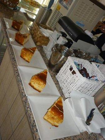 Heladeria Bernardini: Alles Käse !!!