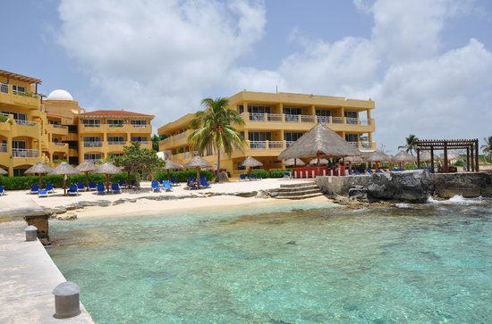 Playa Azul Golf, Scuba, Spa: Hotel