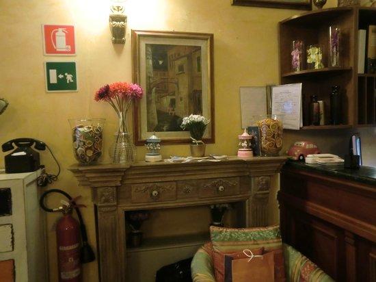 Hotel Mia Cara & Spa : Lobby