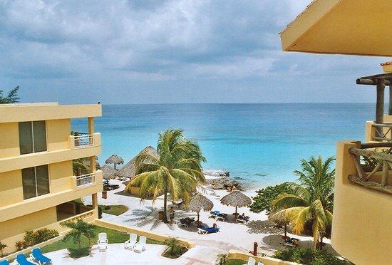 Playa Azul Golf, Scuba, Spa: View from room