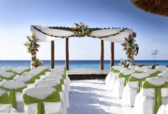 Playa Azul Golf, Scuba, Spa: Gazebo for weddings
