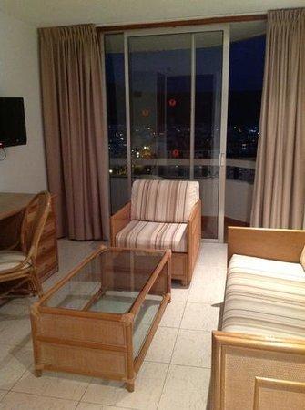 TRYP Tenerife: room 1021