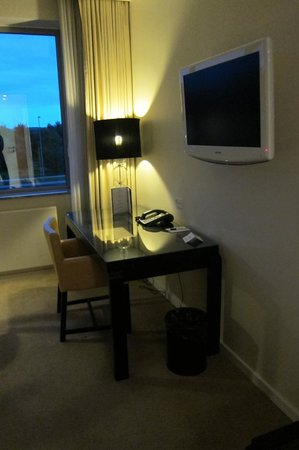 Hotel Opus Horsens: Inredning