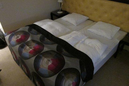Hotel Opus Horsens: Skönt säng!