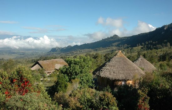 Wamena, Indonesia: The Baliem Valley Resort