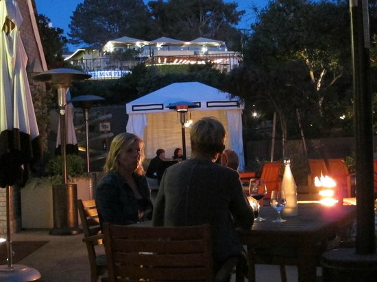 L'Auberge Del Mar: Outdoor Dining @ 1510 Restaurant