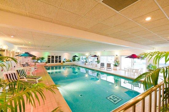 Barnstaple Hotel: indoor pool