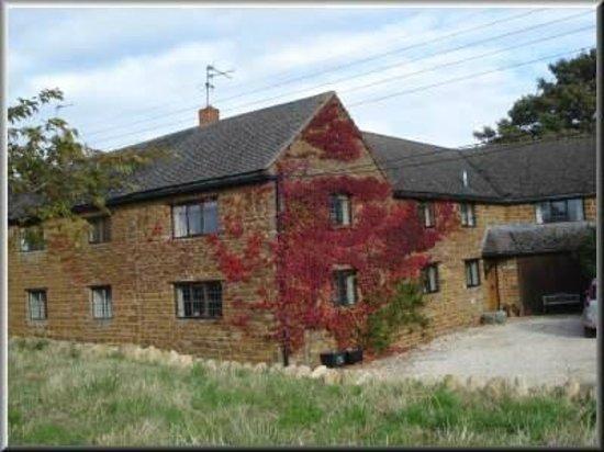 Sulgrave, UK: Quiet situation in picturesque village