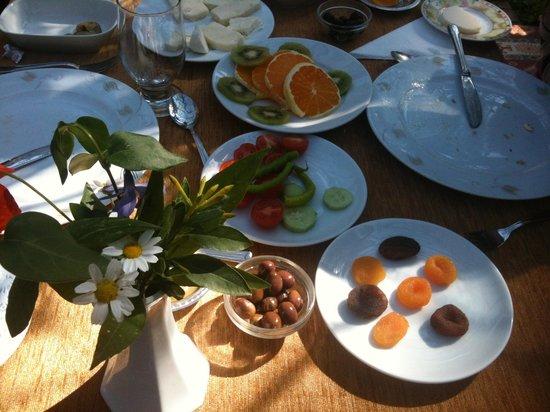 Kibala Hotel: Breakfast