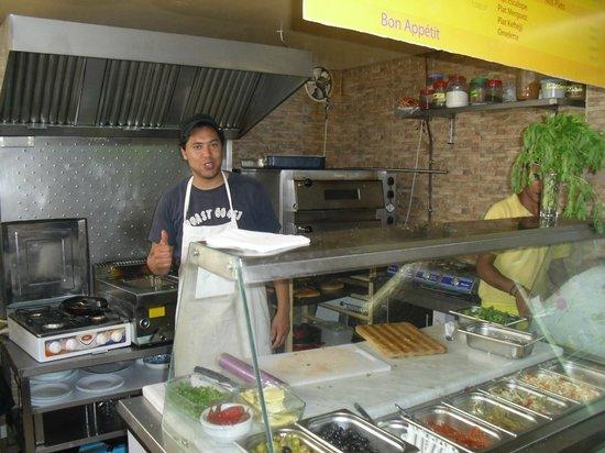 La Maison Arabe : our chef spot on top food