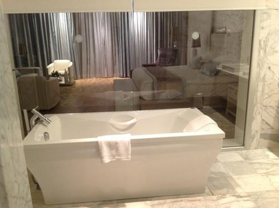 Royal Thalassa Monastir: Salle de bains - Suite