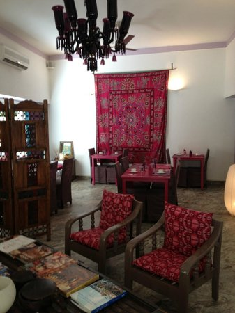 Haveli Hauz Khas: Wonderful Decor