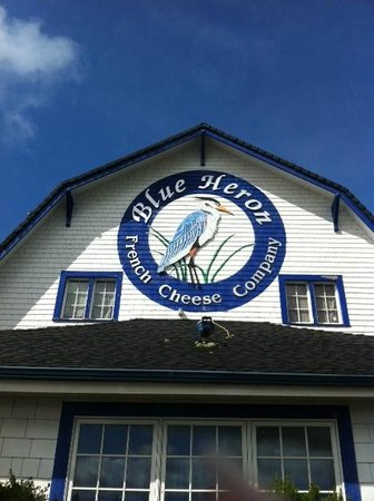 Blue Heron French Cheese Company : Blue Heron