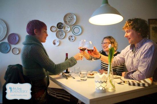Public Kitchen & Bar : Pinot Noir! Mmmmmm.